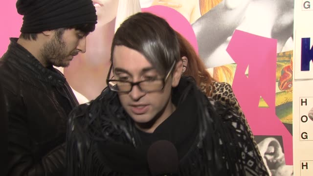 INTERVIEW Christian Siriano talks about why he is a fan of Lady Gaga and how great it was to dress her in 2008 what he thinks of her fashion and how...