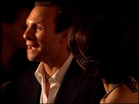 christian slater at the 2002 entertainment tonight emmy party at the mondrian hotel in west hollywood california on september 22 2002 - christian slater stock videos & royalty-free footage