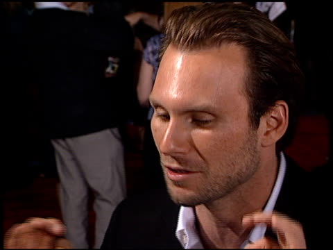 christian slater at the 'windtalkers' premiere at grauman's chinese theatre in hollywood california on june 11 2002 - christian slater stock videos & royalty-free footage