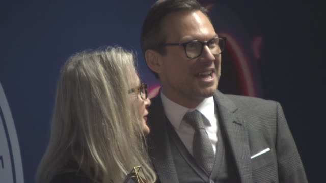christian slater sally potter at british independent film awards at old billingsgate on december 10 2017 in london england - christian slater stock videos & royalty-free footage