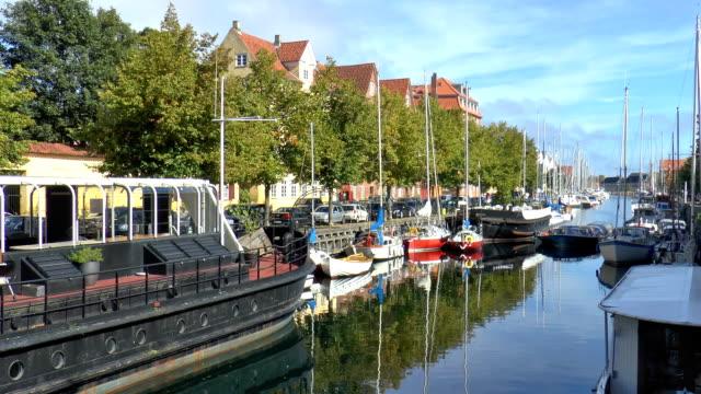 Christianshavns Canal - Copenhagen, Denmark