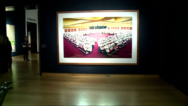Preview Post War and Contemporary Art auction Close Shot of artworks in catalogue / more of Allen Jones sculptures / JeanMichel Basquiat 'Museum...