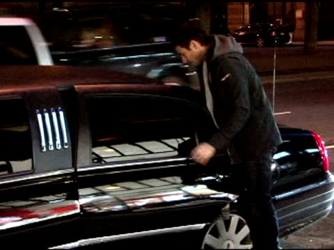 christina aguilera and her new boyfriend matt rutler enter a music studio without a word in new york 05/04/11 - christina aguilera stock videos & royalty-free footage