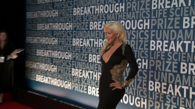 Christina Aguilera on November 08 2015 in Mountain View California