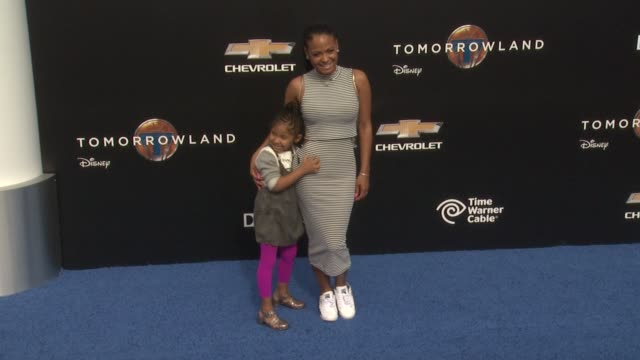 christina milian at the tomorrowland los angeles premiere at amc downtown disney 12 theater on may 09 2015 in anaheim california - anaheim california stock videos and b-roll footage