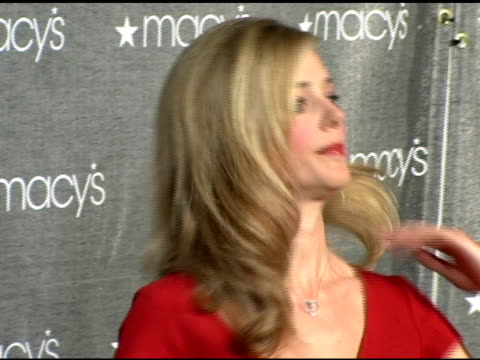 Christina Moore at the Macy's Passport 2005 Presented by American Express at Barker Hanger in Santa Monica California on September 29 2005