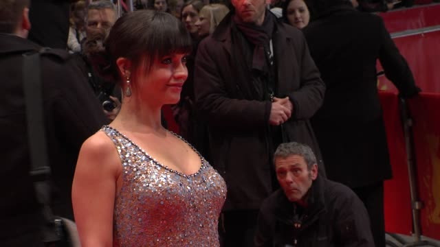 christina ricci at bel ami premiere: 62nd international berlin film festival 2012 at berlinale palace on february 17, 2012 in berlin, germany. - christina ricci stock videos & royalty-free footage
