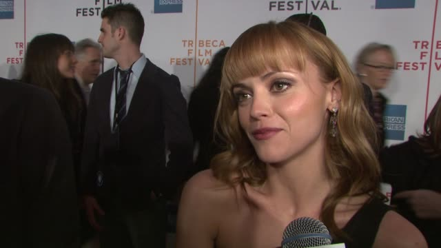 Christina Ricci on her role working with the Wachowski Brothers her favorite car her upcoming projects and a fashion sweep at the Speed Racer...