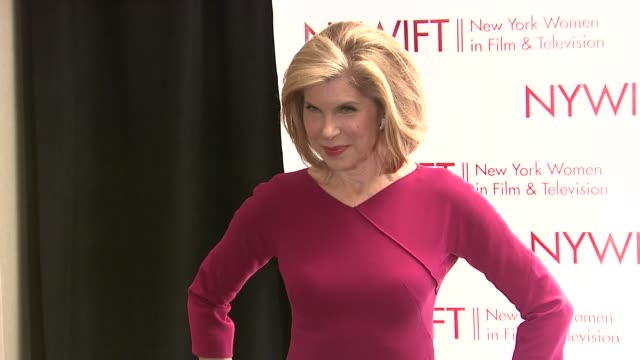 Christine Baranski at New York Women In Film Television 31st Annual Muse Awards on in New York NY