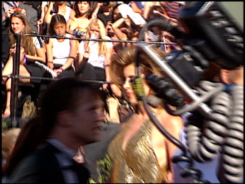 Christine Baranski at the 1996 Emmy arrivals at the Pasadena Civic Auditorium in Pasadena California on September 8 1996