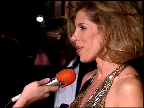 Christine Baranski at the 1996 Emmy Awards Post at the Pasadena Civic Auditorium in Pasadena California on September 8 1996