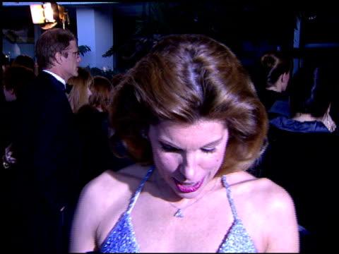Christine Baranski at the 1996 Screen Actors Guild SAG Awards at Santa Monica Civic Auditorium in Santa Monica California on February 25 1996