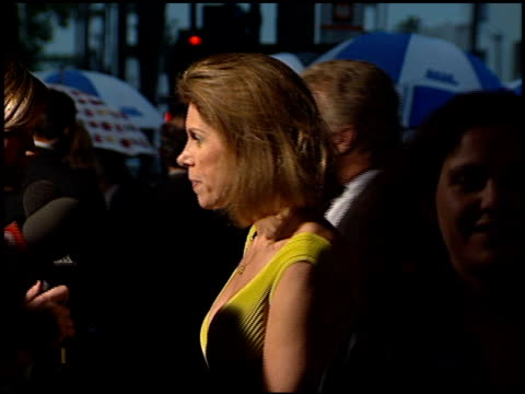 Christine Baranski at the 'Bulworth' Premiere at Academy Theater in Beverly Hills California on May 4 1998