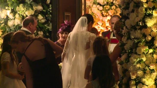 christine bleakley on december 20, 2015 in london, england. - christine bleakley stock videos & royalty-free footage