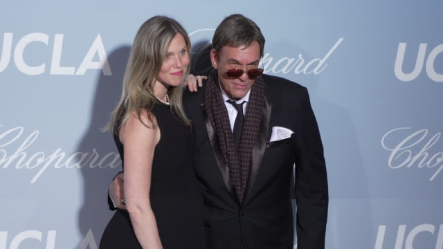 christine bolster and robert davi at the 2019 hollywood science gala on february 21 2019 in los angeles california - robert davi stock videos and b-roll footage