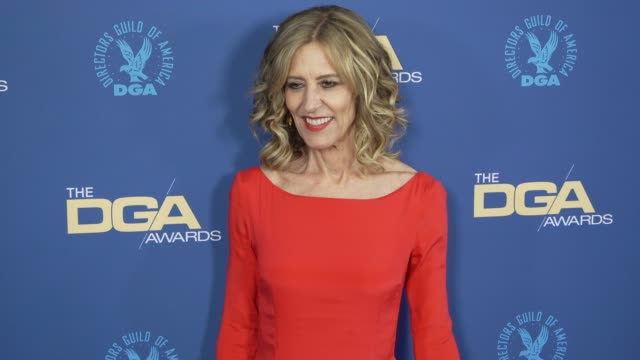christine lahti at the 71st annual dga awards at the ray dolby ballroom at hollywood highland center on february 02 2019 in hollywood california - director's guild of america stock videos & royalty-free footage