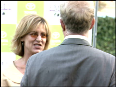christine lahti at the environmental media awards at wilshire ebell theatre in los angeles california on october 1 2005 - wilshire ebell theatre stock videos & royalty-free footage