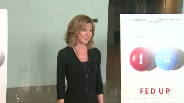 Christine Lahti at the Fed Up Los Angeles Premiere at Pacific Design Center on May 08 2014 in West Hollywood California