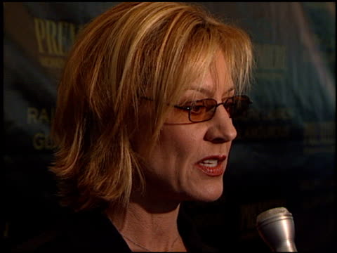christine lahti at the women in hollywood luncheon at the four seasons hotel in los angeles, california on october 22, 2001. - four seasons hotel stock videos & royalty-free footage