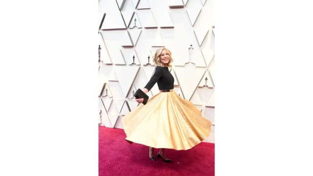 Christine Lahti attends the 91st Annual Academy Awards at Hollywood and Highland on February 24 2019 in Hollywood California
