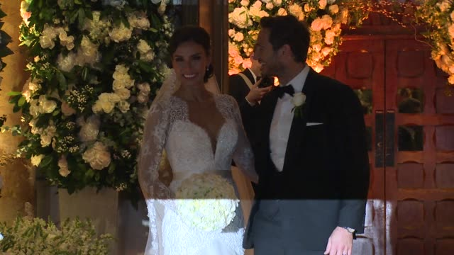 christine lampard, , and frank lampard at st paul's church on december 20, 2015 in london, england. - christine bleakley stock videos & royalty-free footage