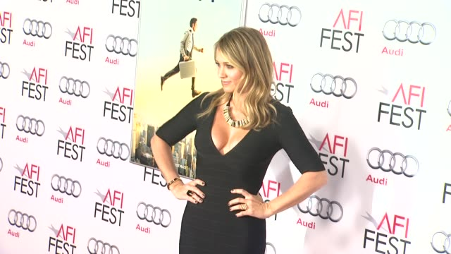 Christine Taylor at AFI FEST 2013 Premiere Of The Secret Life Of Walter Mitty in Hollywood CA on