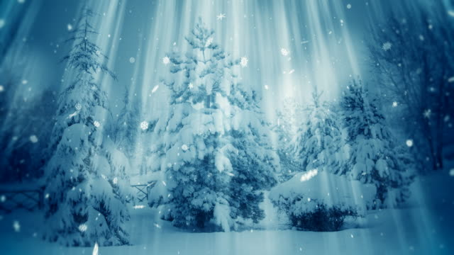Christmas Background - 4K | Loopable
