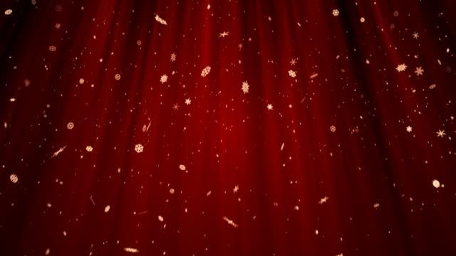 vídeos de stock, filmes e b-roll de fundo de natal de 4 km/circulares - snow cornice