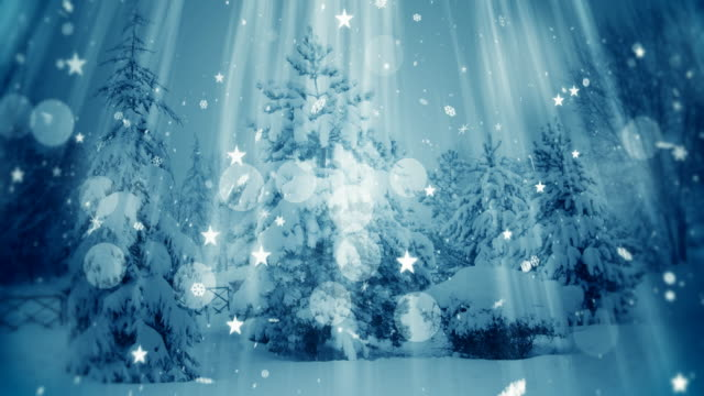 Christmas Background | Loopable