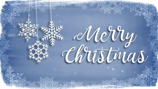 sfondo natalizio - decorazione natalizia video stock e b–roll