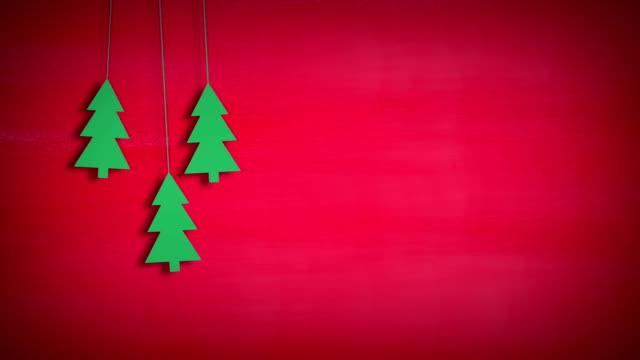 vídeos y material grabado en eventos de stock de fondo navideño - adorno de navidad