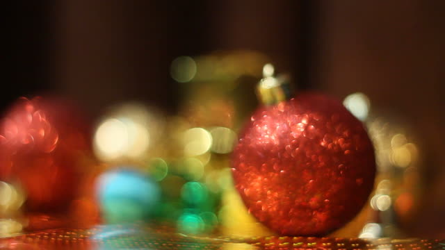 Christmas-Bälle