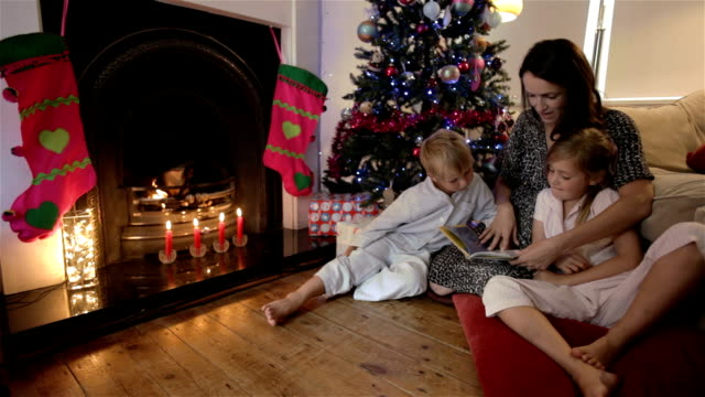 Christmas bedtime story
