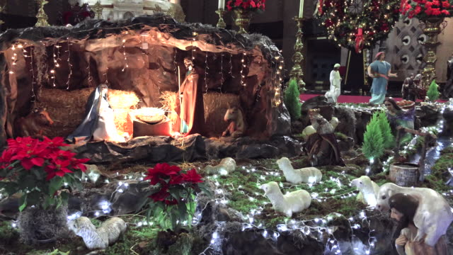 Christmas celebration in Mexico