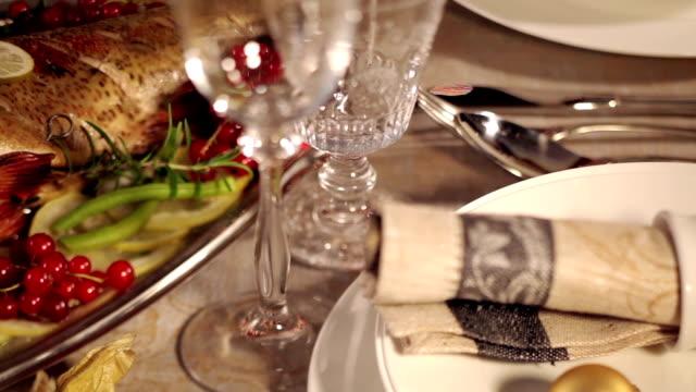 Weihnachts-Dinner