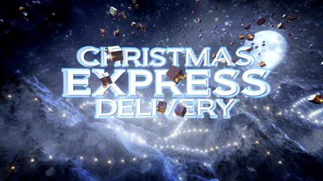 Natal entrega expressa (noite)-Loop
