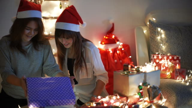 Christmas gift box Surprise