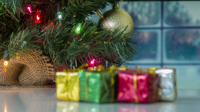 christmas gifts - luck stock videos and b-roll footage