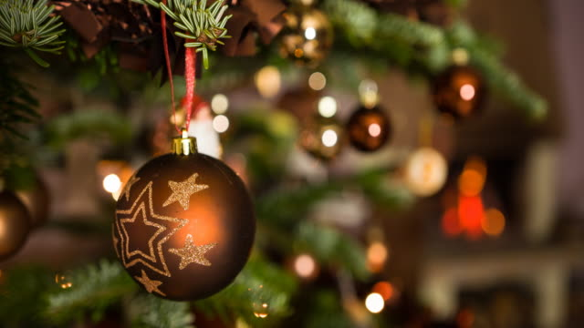 christmas holidays - domestic room stock videos & royalty-free footage