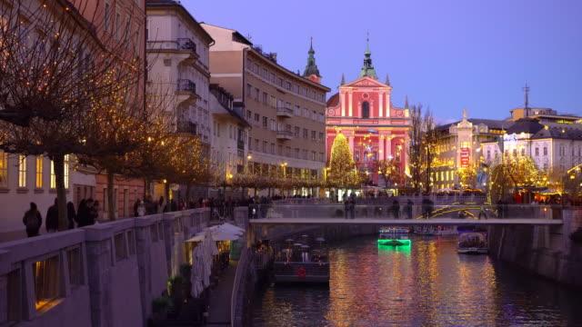 Weihnachten in Ljubljana