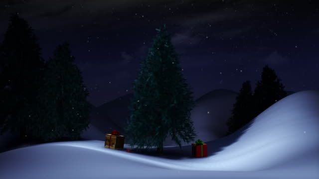weihnachten ist hier! - entstehung stock-videos und b-roll-filmmaterial