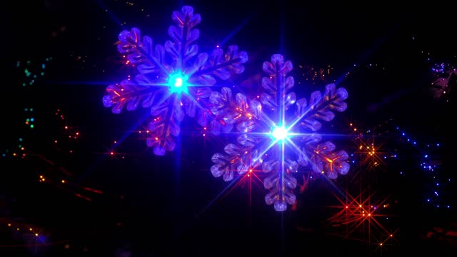 christmas lights are seen on a tree on november 30, 2020 in essex, england. - decoration stock videos & royalty-free footage