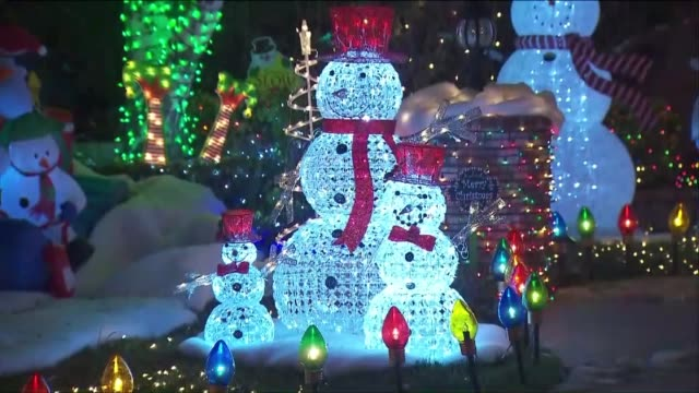 ktla christmas lights in santa clarita - Christmas Lights In Santa Clarita