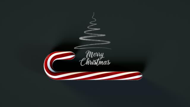 クリスマスローディング - クリスマスカード点の映像素材/bロール