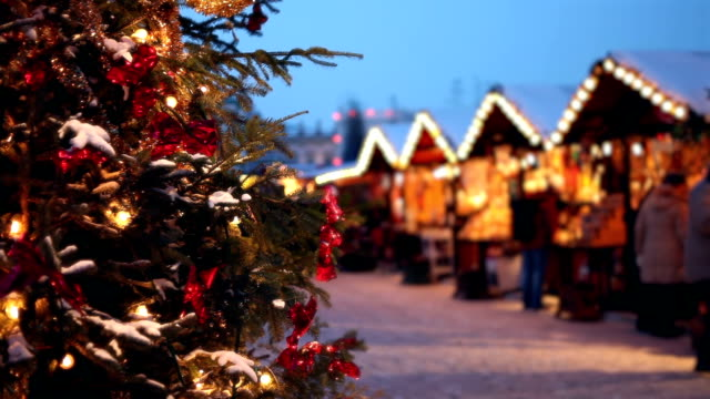 christmas market in berlin - neu stock videos & royalty-free footage