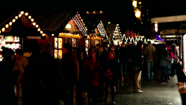 christmas market - advent stock videos & royalty-free footage