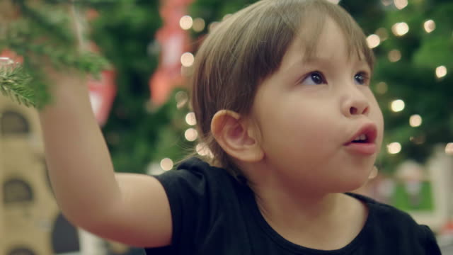 christmas shopping store carrying presents - friday stock videos & royalty-free footage
