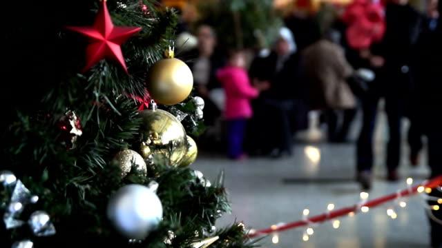 HD :クリスマスショッピング