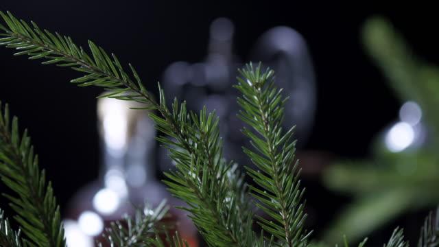 christmas tea table - dried food stock videos & royalty-free footage