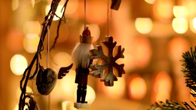 christmas tree decoration - ミュンヘン点の映像素材/bロール